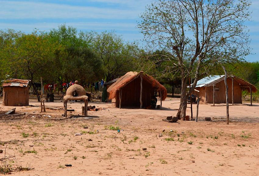 el Chaco Formoseño, uno de los lugares donde viajar en invierno en Argentina