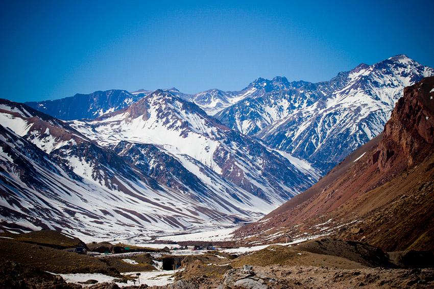 Mendoza, uno de los lugares donde viajar en invierno en Argentina