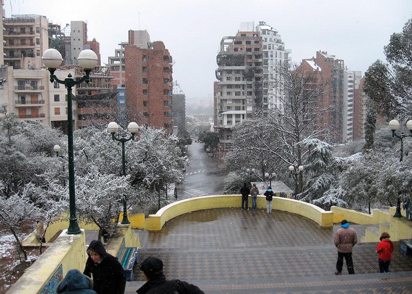 Córdoba, uno de los lugares donde viajar en invierno en Argentina
