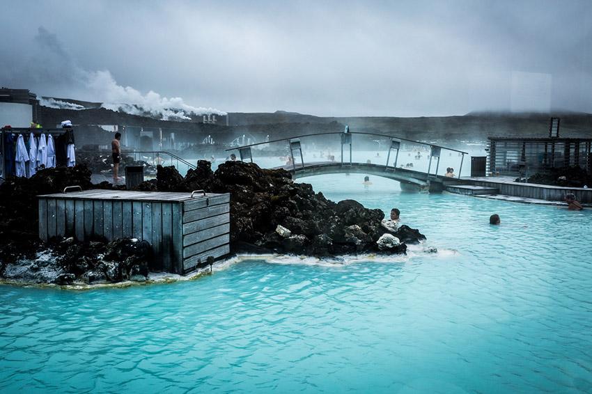 Islandia, uno de los lugares donde viajar con niños en agosto