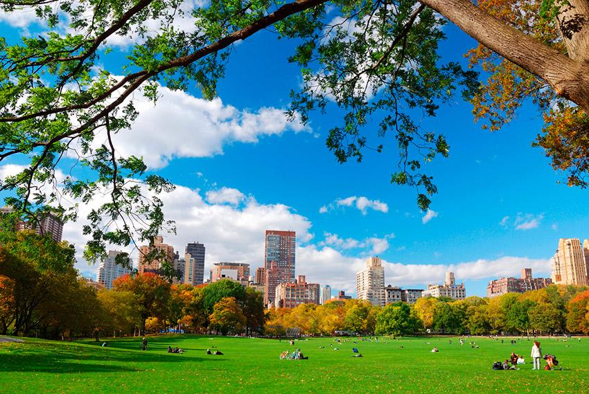 Nueva York, uno de los lugares donde viajar con niños en agosto