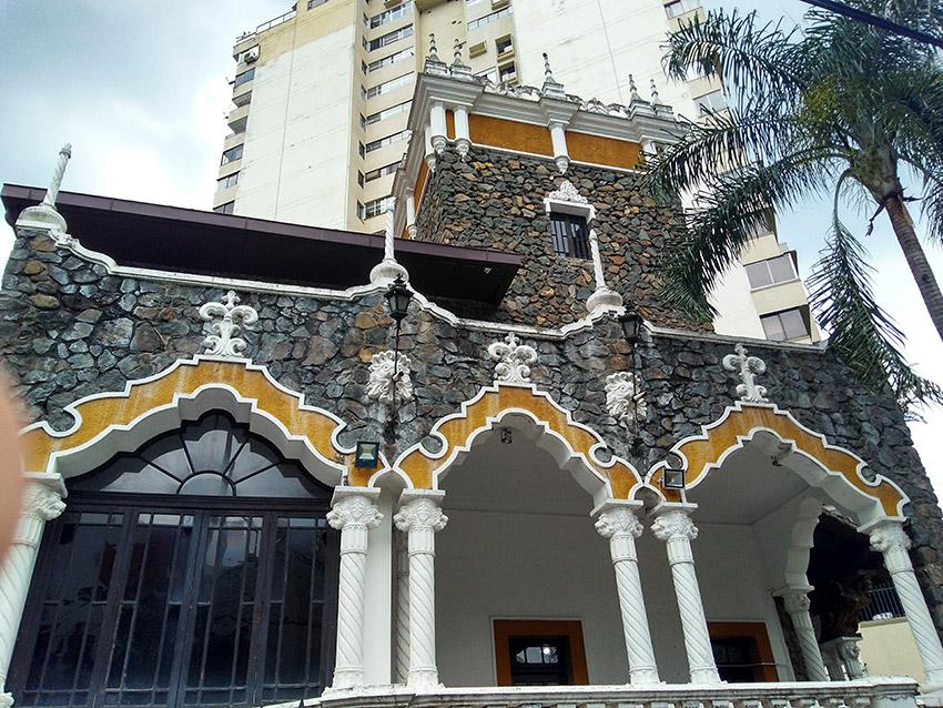 Castillo Carvajal, uno de los castillos de cuento en Colombia