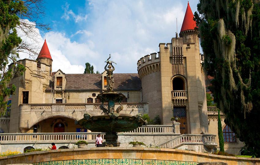 Castillo Museo, uno de los castillos de cuento en Colombia