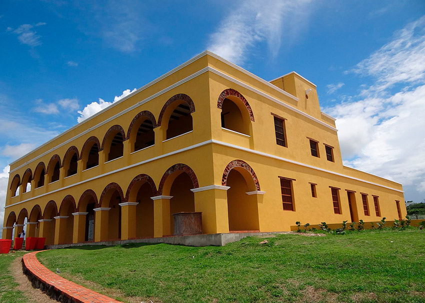 Castillo de San Antonio de Salgar, uno de los castillos de cuento en Colombia