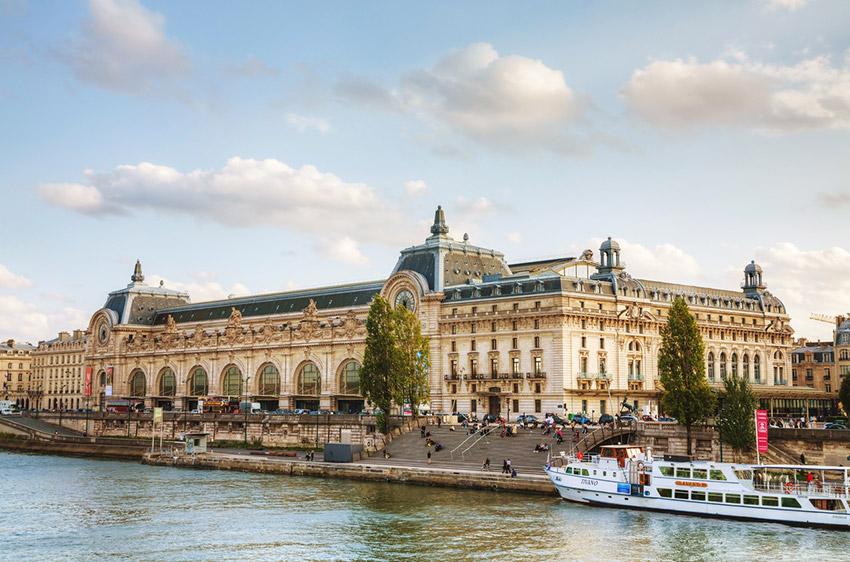 Museo d'Orsay, uno de los museos que tienes que visitar
