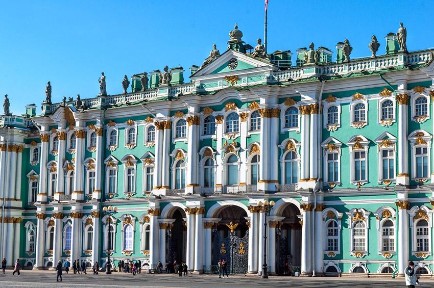 Museo del Hermitage, uno de los museos que tienes que visitar