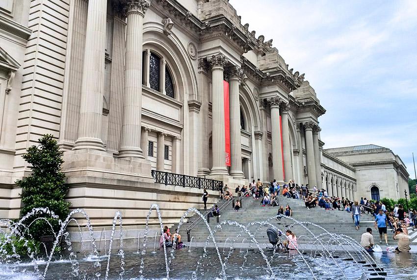Museo Metropolitan de Nueva York, uno de los museos que tienes que visitar