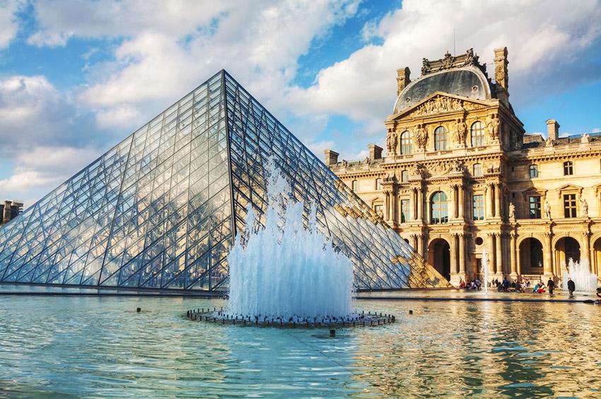 Museo del Louvre, uno de los museos que tienes que visitar
