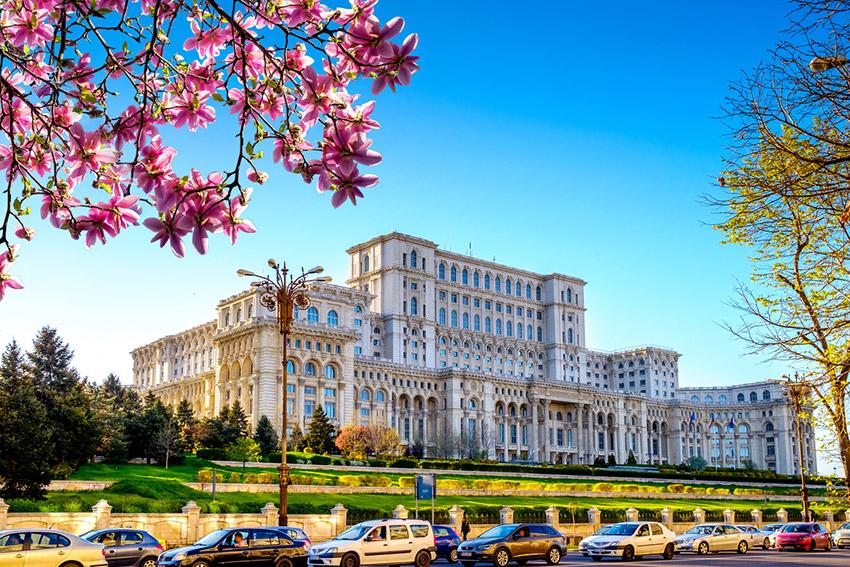 Bucarest, uno de los países baratos donde viajar en Europa