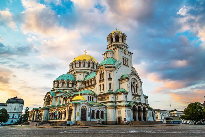 Sofía, uno de los países baratos donde viajar en Europa