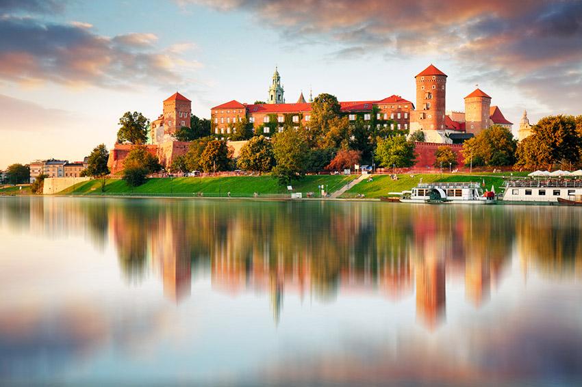 Cracovia, uno de los países baratos donde viajar en Europa