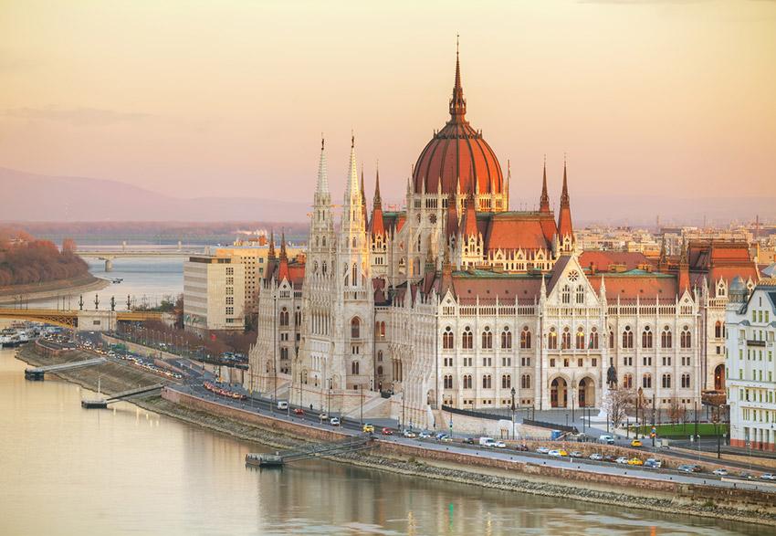 Budapest, uno de los países baratos donde viajar en Europa
