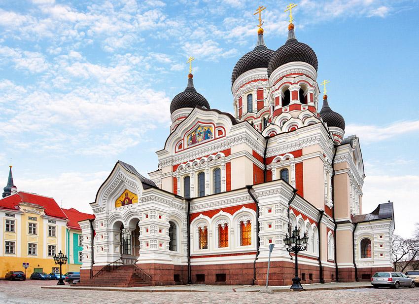 Tallin, uno de los países baratos donde viajar en Europa