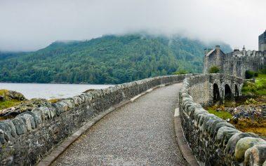 Castillos de cuento en Escocia que debes descubrir