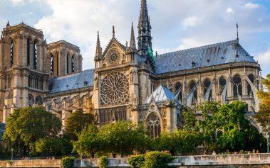 Catedrales del mundo: Notre Dame, la dama de París