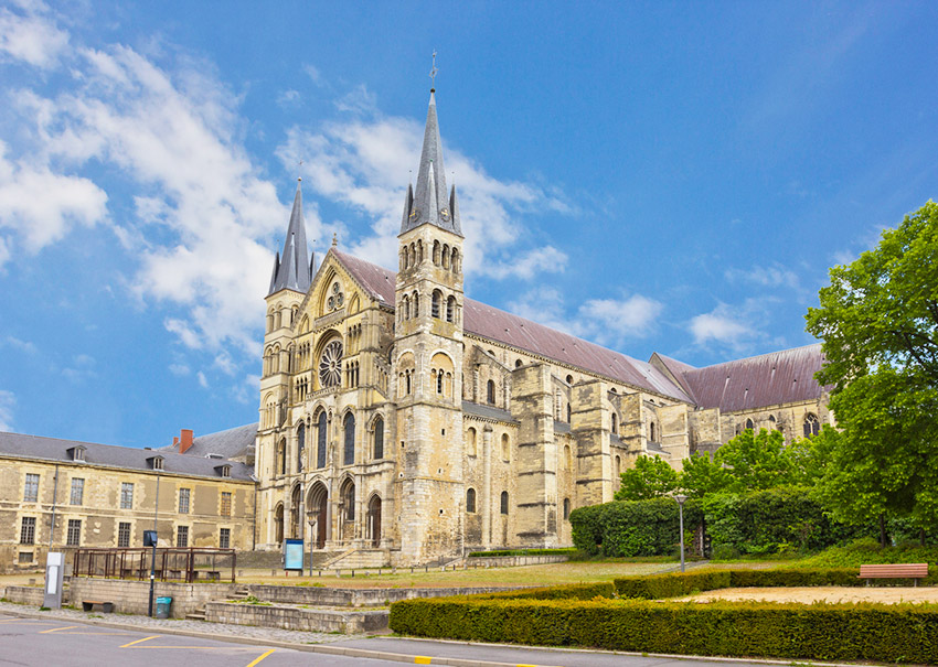 Catedrales del mundo: la Notre Dame de Reims
