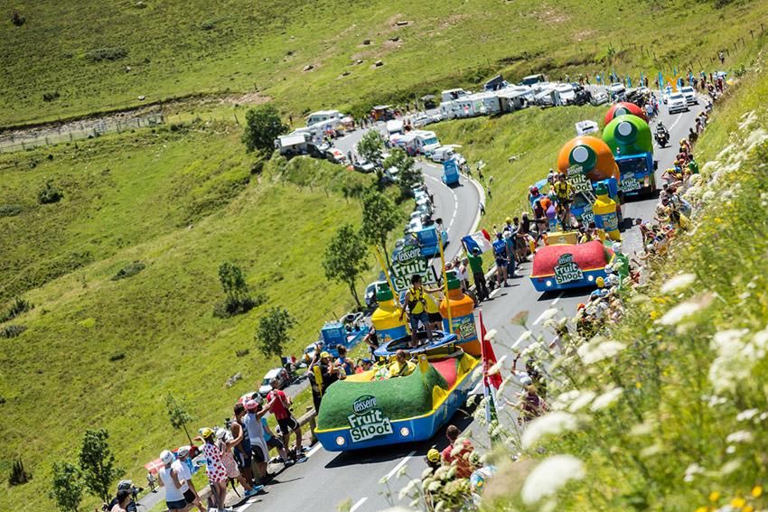 Un día de carrera, uno de los consejos para vivir el Tour de Francia 2018