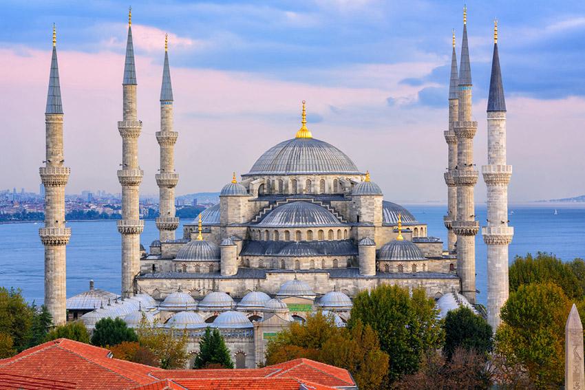 La Mezquita Azul, una de las cosas gratis en Estambul