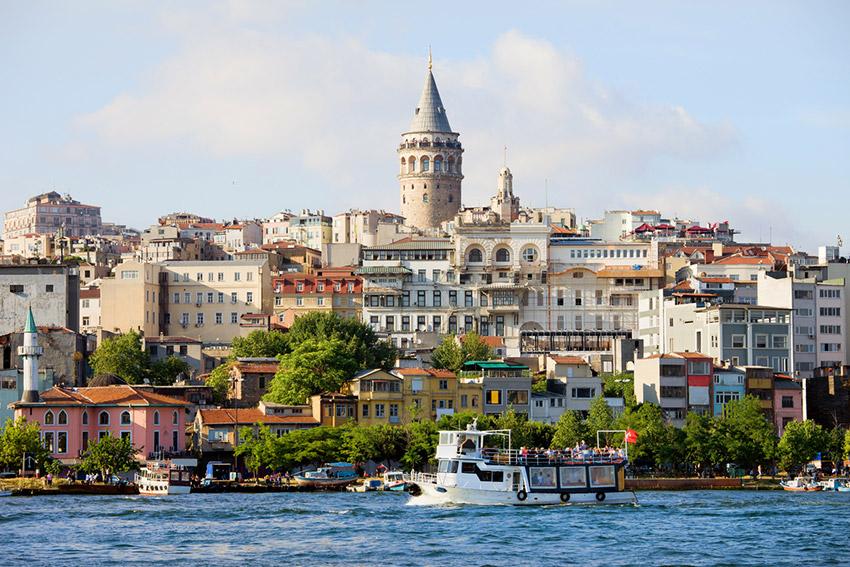 El Barrio Beyoglu, una de las cosas gratis en Estambul