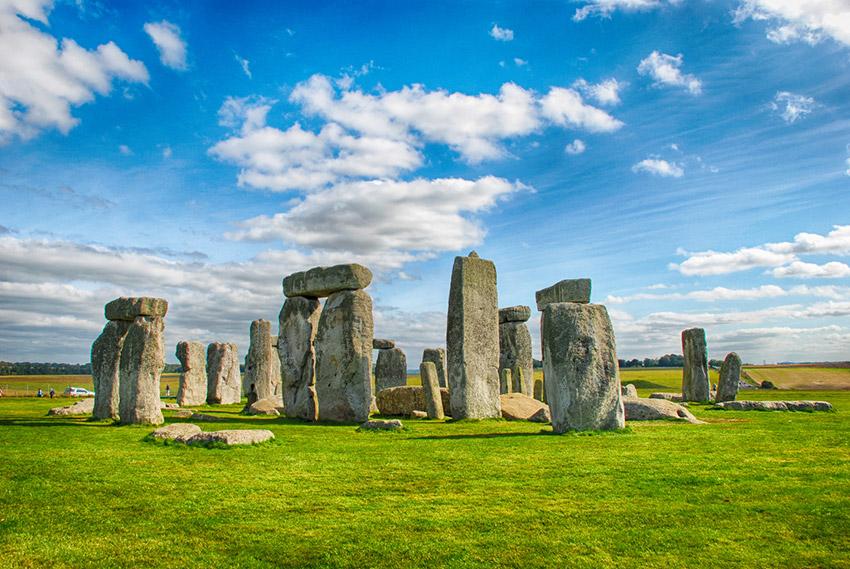 Stonehenge en Reino Unido, uno de los lugares en el que se celebra San Juan en Europa