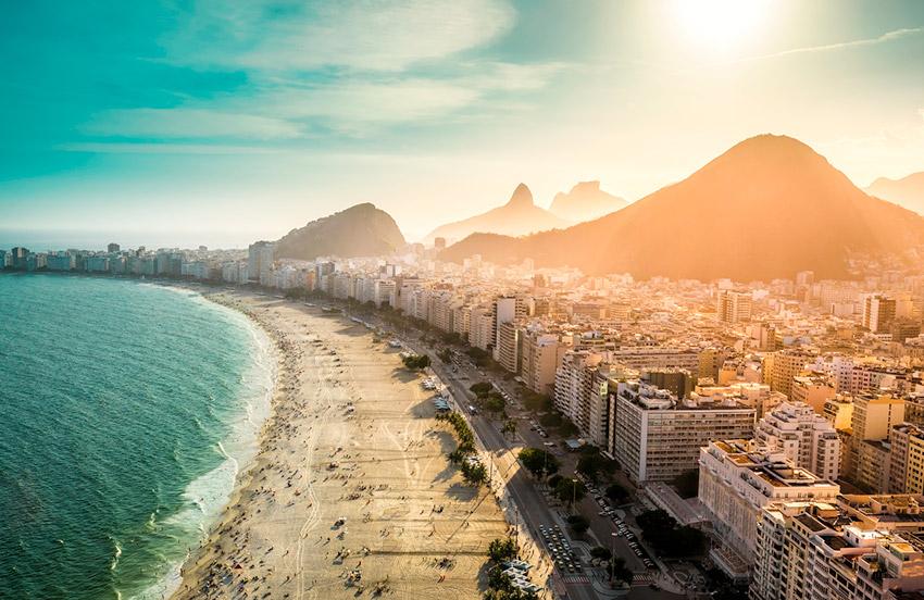 Río de Janeiro, uno de los destinos para viajar con tus amigos este verano