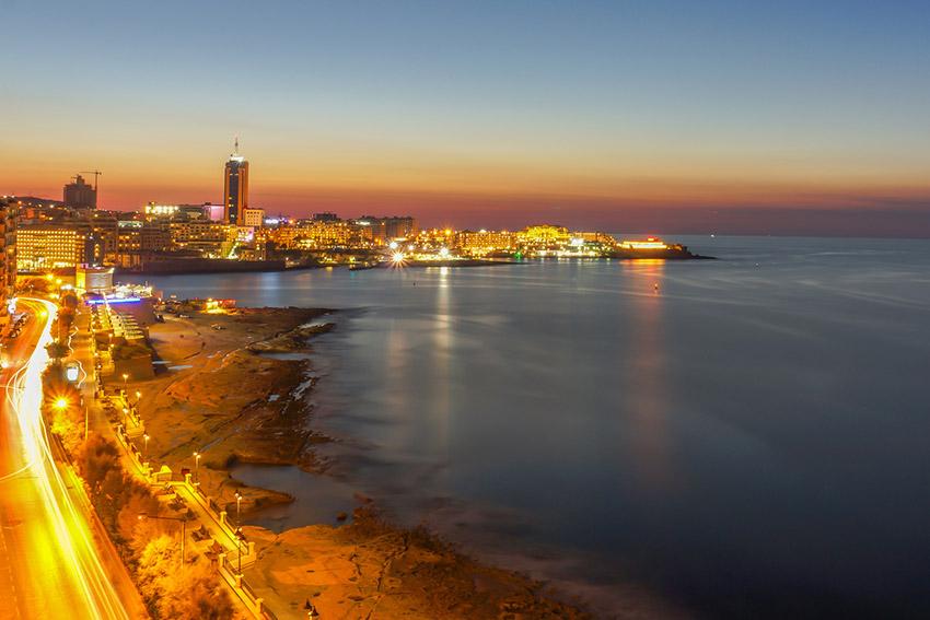Malta, uno de los destinos para viajar con tus amigos este verano