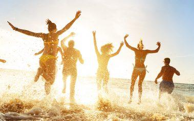Destinos para viajar con tus amigos este verano