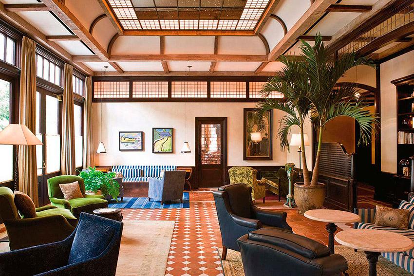 The Greenwich Hotel, uno de los hoteles de Nueva York con spa