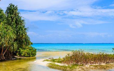 Kiribati, un lugar de playas paradisíacas