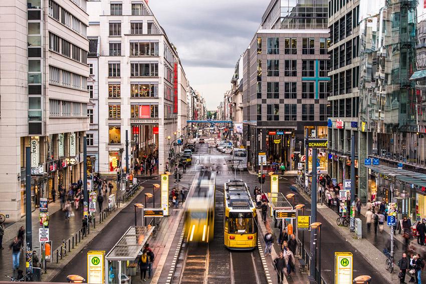 Berlín, una de las mejores ciudades para ir de rebajas