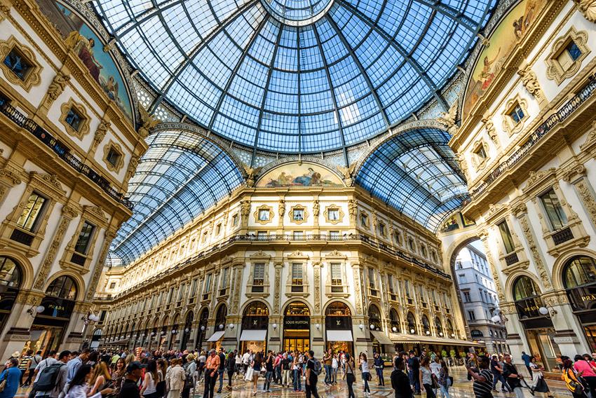 Milán, una de las mejores ciudades para ir de rebajas