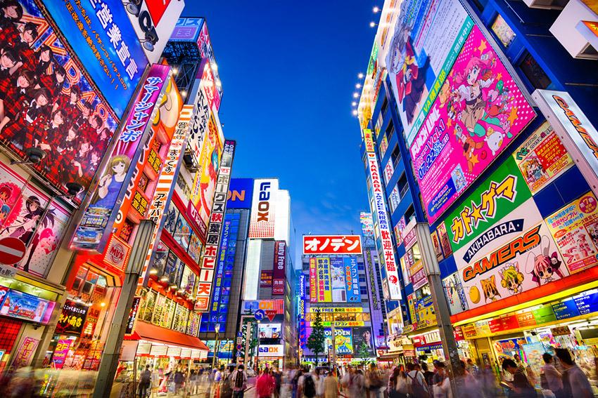 Tokio, una de las mejores ciudades para ir de rebajas