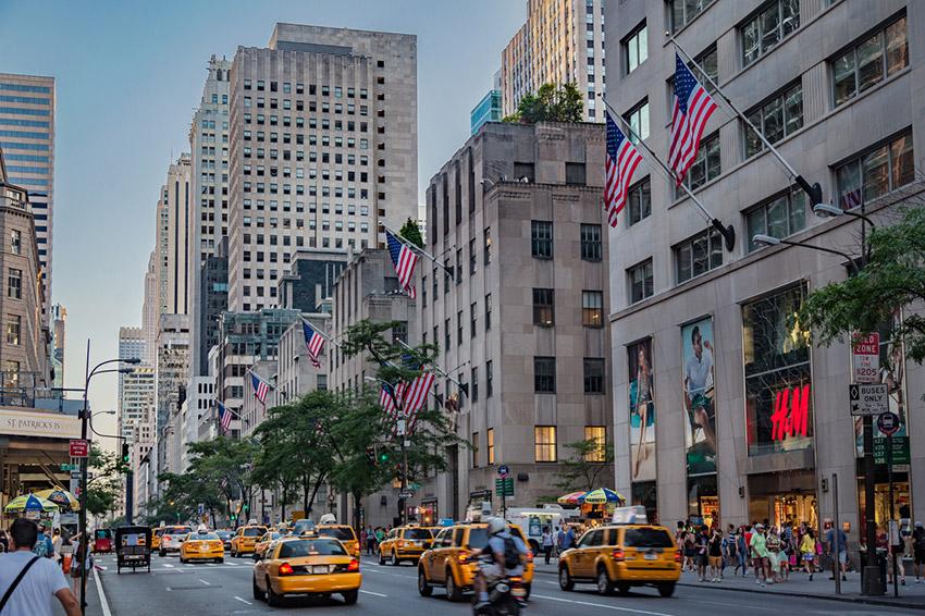 Nueva York, una de las mejores ciudades para ir de rebajas
