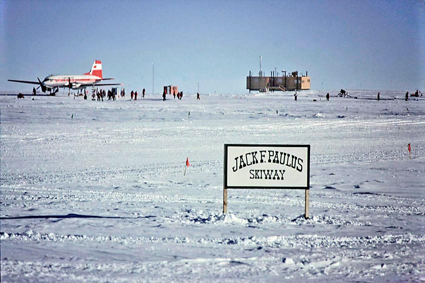 El aeropuerto Jack F. Paulus Skiway, los aeropuertos más extremos