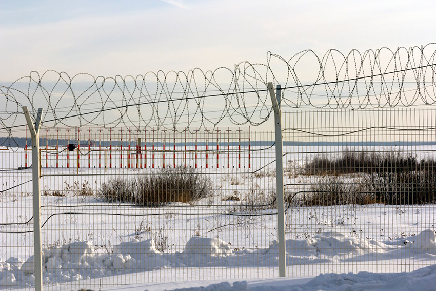 Aeropuerto de Siberia, uno de los aeropuertos más extremos