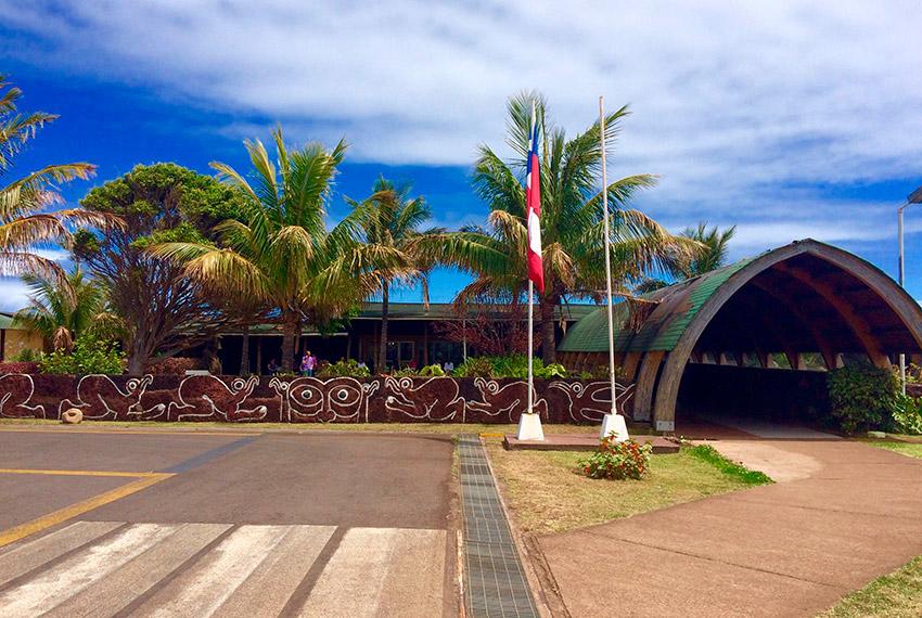 Aeropuerto Internacional Mataveri, uno de los aeropuertos más extremos