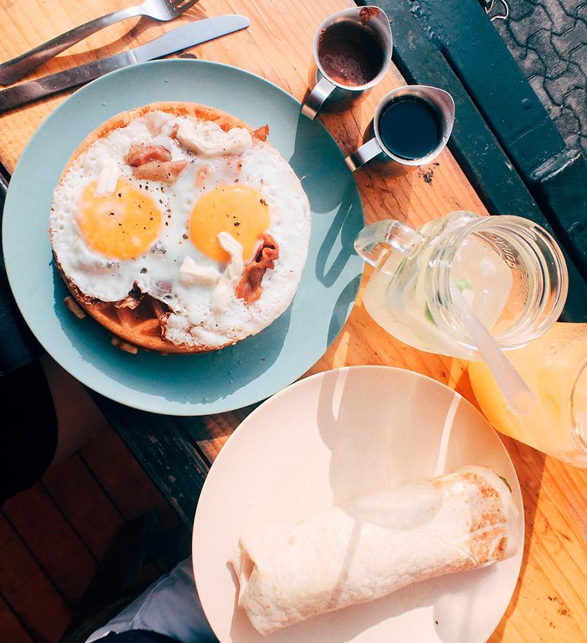 Machet Café, uno de los cafés de moda