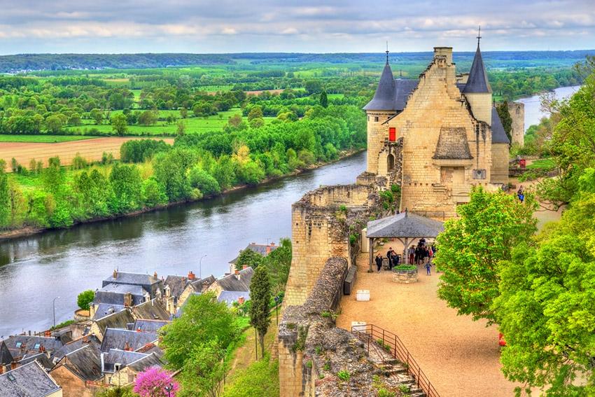 El crucero por el Valle de Loira, uno de los mejores cruceros fluviales