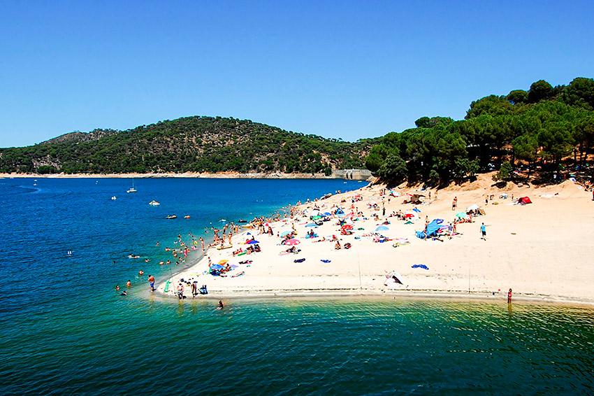 Madrid tiene playa este verano
