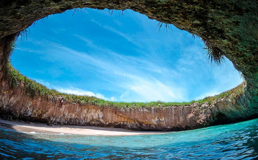 Naturaleza Salvaje en México: Las Islas Marietas