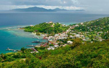 Playas paradisíacas en el Caribe: San Vicente y las Granadinas
