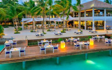 Resorts de ensueño en las Islas Maldivas: el Kurumba Maldives