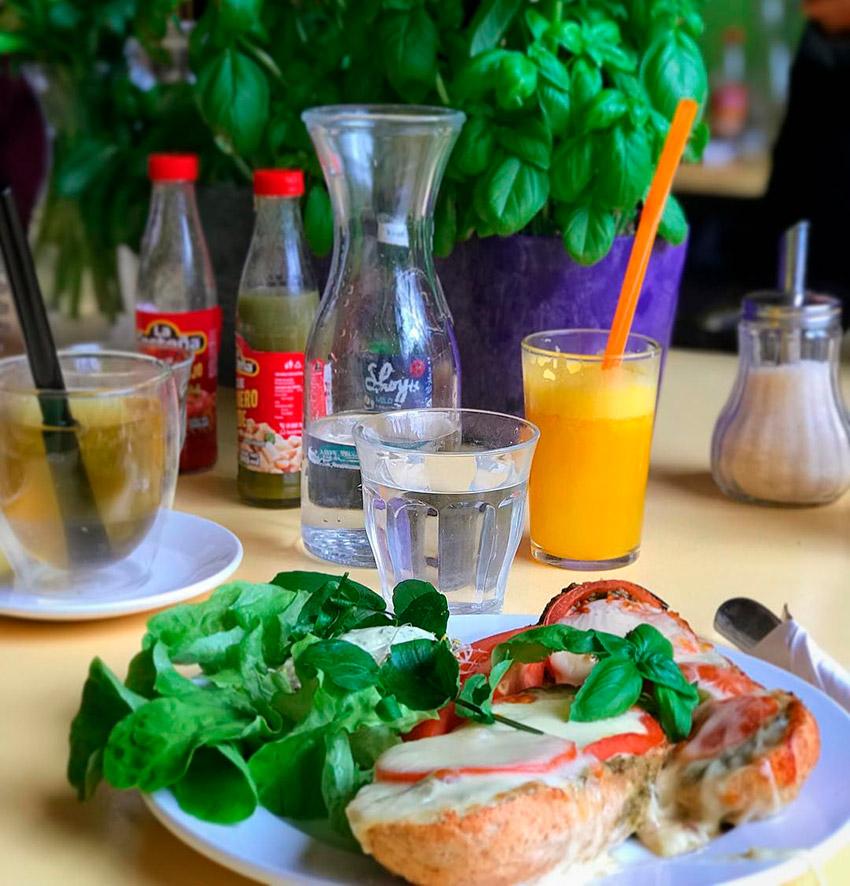 De Bolhoed, uno de los lugares de la ruta vegana en Ámsterdam