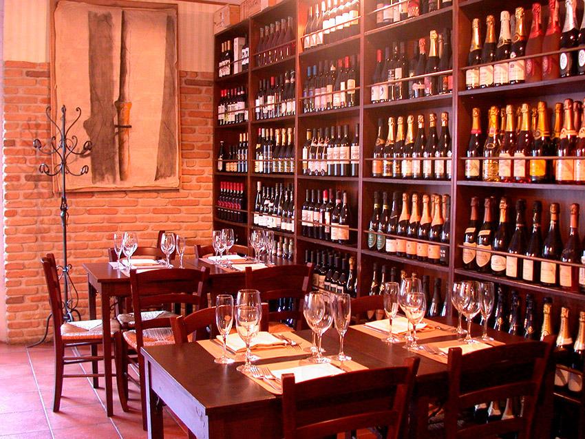 QArancia Blu, uno de los restaurantes de la ruta vegana en Roma