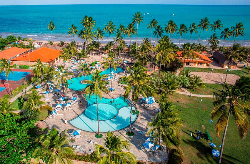 Salinas do Maragogi, uno de los resorts de ensueño en Brasil