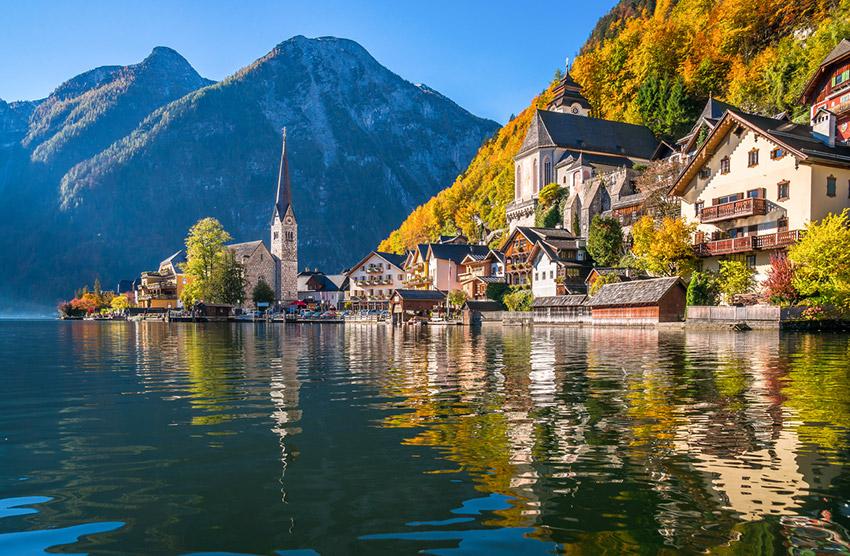 Austria, una de las ideas para viajar este verano 2018