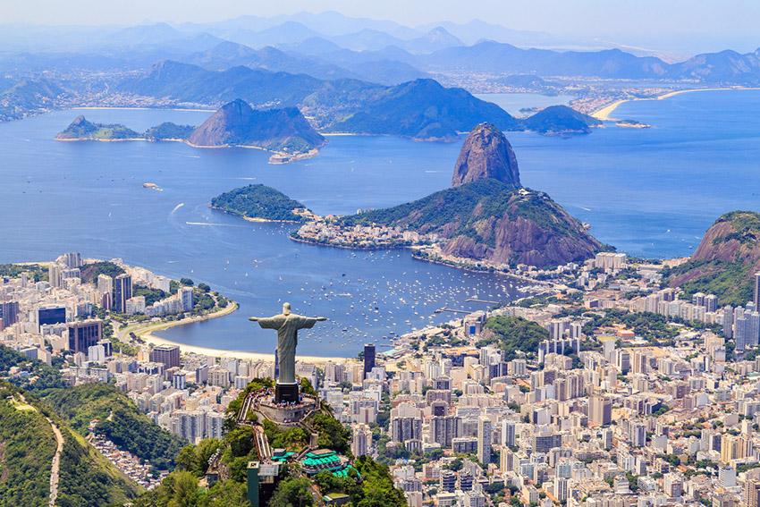 Brasil, una de las ideas para viajar este verano 2018