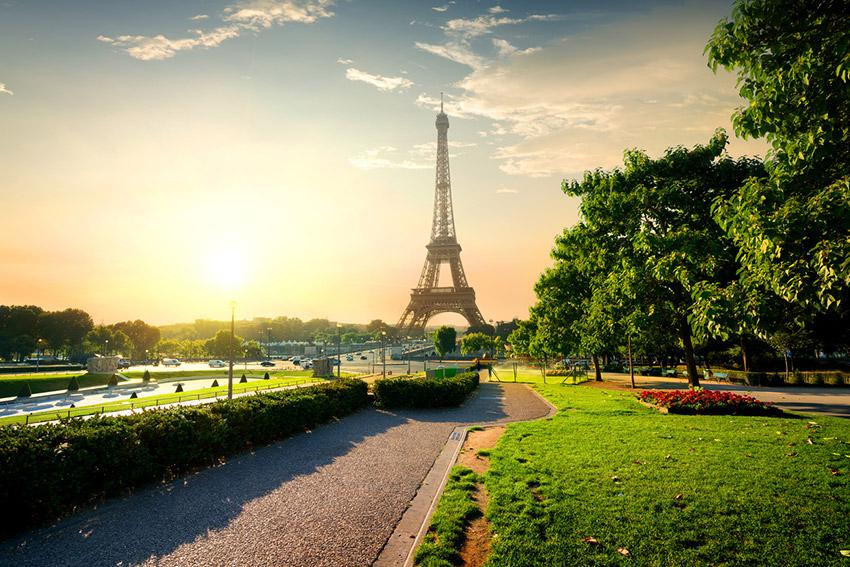 París, una de las ciudades para viajar con tus abuelos