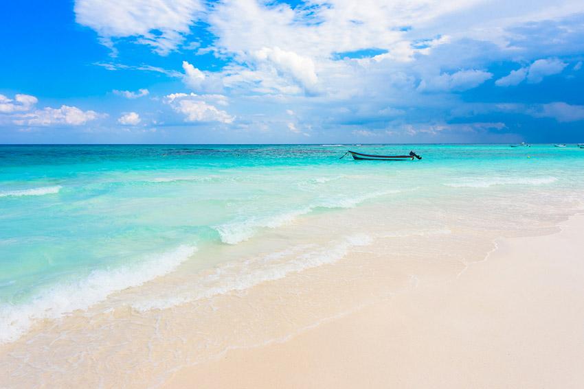 Riviera Maya, una de las ciudades para viajar con tus abuelos
