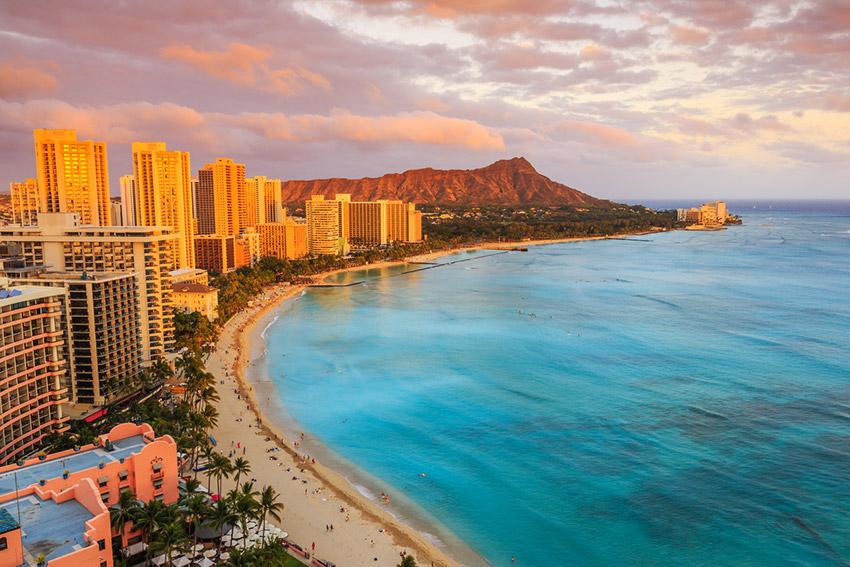 Honolulu, una de las ciudades para viajar con tus abuelos